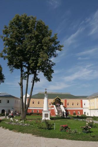 Кострома. Ипатьевский монастырь .Палаты Романовых