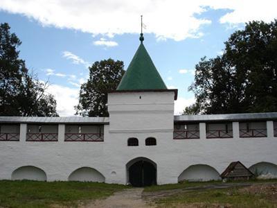 Кострома. Ипатьевский монастырь .Новый город