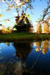 Кострома. Музей деревянного зодчества.