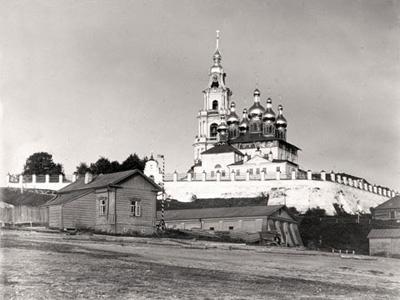 Кострома. Старинная Кострома .Кремль