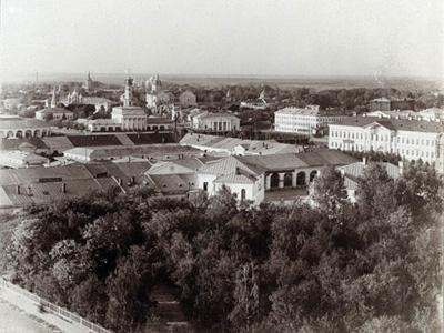 Кострома. Старинная Кострома .Центр Костромы