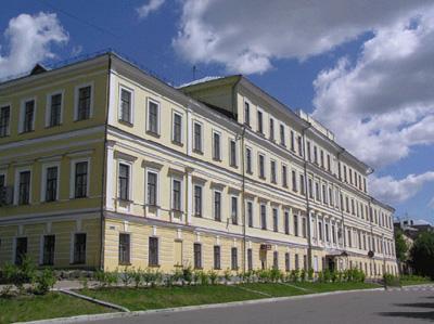 Кострома. Улицы города .Технологический Университет