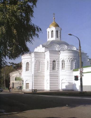 Кострома. Богоявленско-Анастасиин монастырь .Смоленская церковь