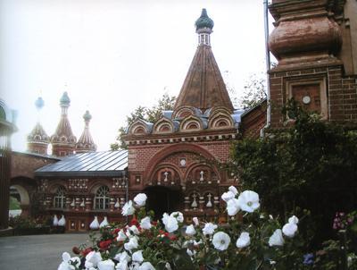 Кострома. Церковь Воскресения на Дебре .Галерея южного входа