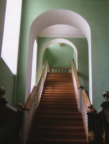 Кострома. Дворянское собрание .Парадная лестница