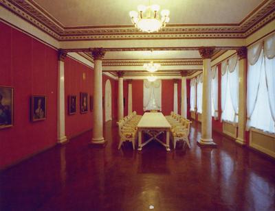 Кострома. Дворянское собрание .Золотой зал