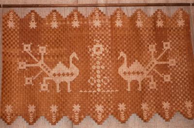 Кострома. Музей - усадьба льна и бересты .Сувенир