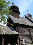 Кострома. Музей деревянного зодчества .Музей деревянного зодчества