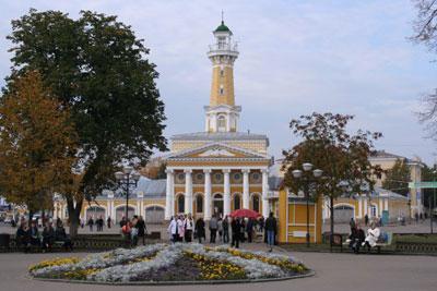 Кострома. Сусанинская площадь .Сусанинская площадь
