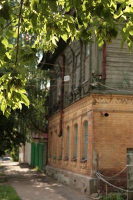 Кострома. Улицы города .На улицах Костромы