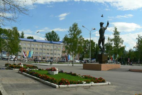 Кострома. Волгореченск