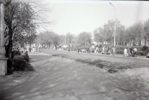 Кострома. Кострома 60-70-е