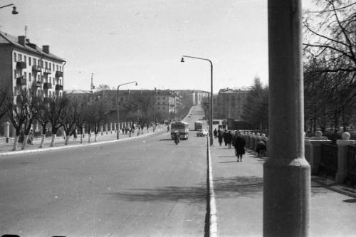 Кострома. Кострома 60-70-е .ул. Советская