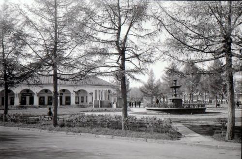 Кострома. Кострома 60-70-е .Фонтан