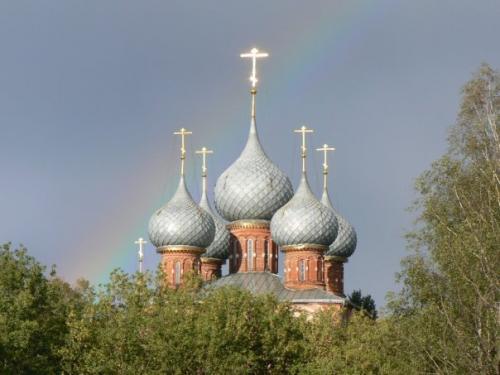 Кострома. Церковь Воскресения на Дебре
